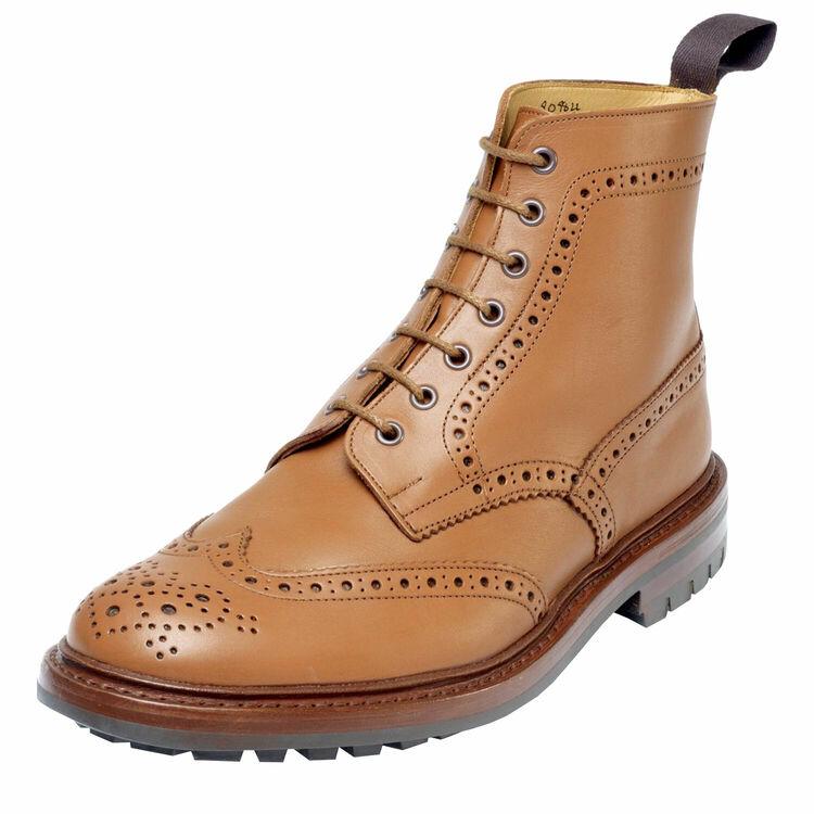 ☆【Trickers】トリッカーズ Malton Commando マルトン・コマンドー イギリス製 革靴 UKサイズ:6、6.5、7、7.5、8、8.5、9、9.5、10、10.5、11、12、13