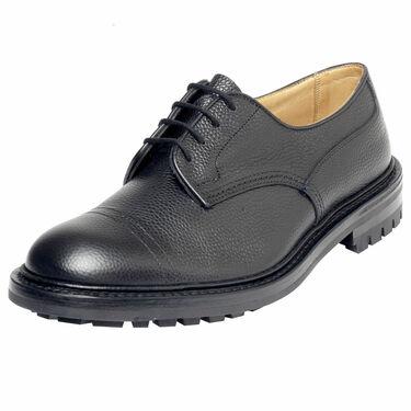 ☆【Trickers】トリッカーズ Matlock マトロック Black Scotch Grain イギリス製 革靴 UKサイズ:6、6.5、7、7.5、8、8.5、9、9.5、10、10.5、11、12、13