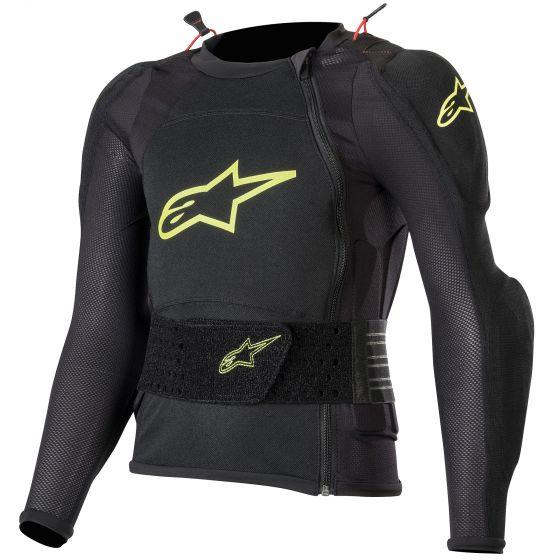 ☆【Alpinestars】ユースバイオニックプラスプロテクションジャケット-長袖 | SizeL/XL