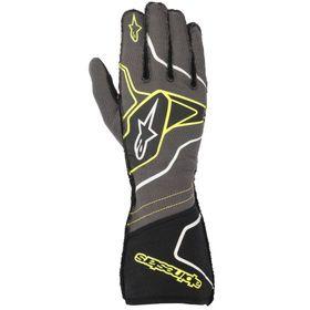 ☆【NEWモデル!!】Alpinestars  Tech 1-ZX V2レースグローブ Anthracite / Fluro Yellow / Black