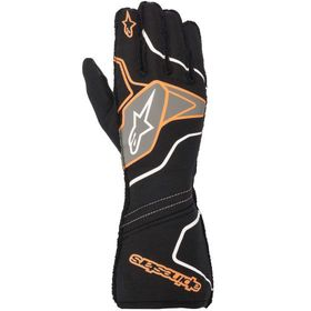 ☆【NEWモデル!!】Alpinestars  Tech 1-ZX V2レースグローブ Black / Fluro Orange