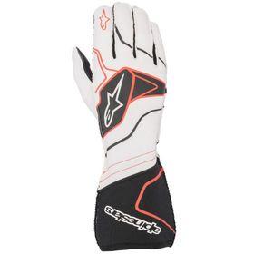 ☆【NEWモデル!!】Alpinestars  Tech 1-ZX V2レースグローブ White / Black / Red