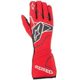 ☆【NEWモデル!!】Alpinestars  Tech 1-ZX V2レースグローブ Red / Black