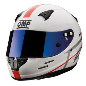 ☆【OMP】KJ-8 EVOカートヘルメット