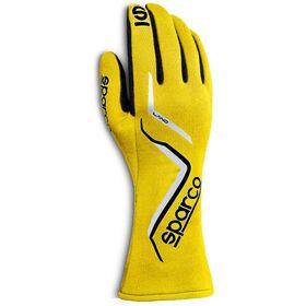 【NEWモデル!!】Sparco スパルコ レースグローブ LAND(ランド) Yellow 黄 FIA 8856-2000公認モデル 4輪車用