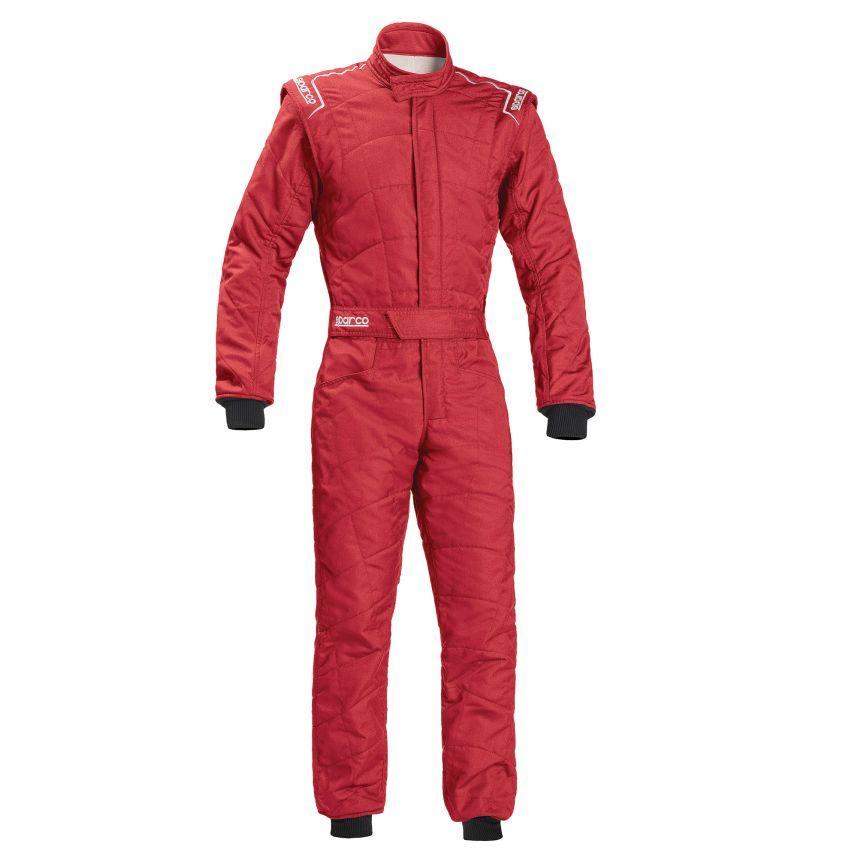 【Sparco】スプリント RS-2.1 レーススーツ レーシング sprint suit スパルコ レッド 赤