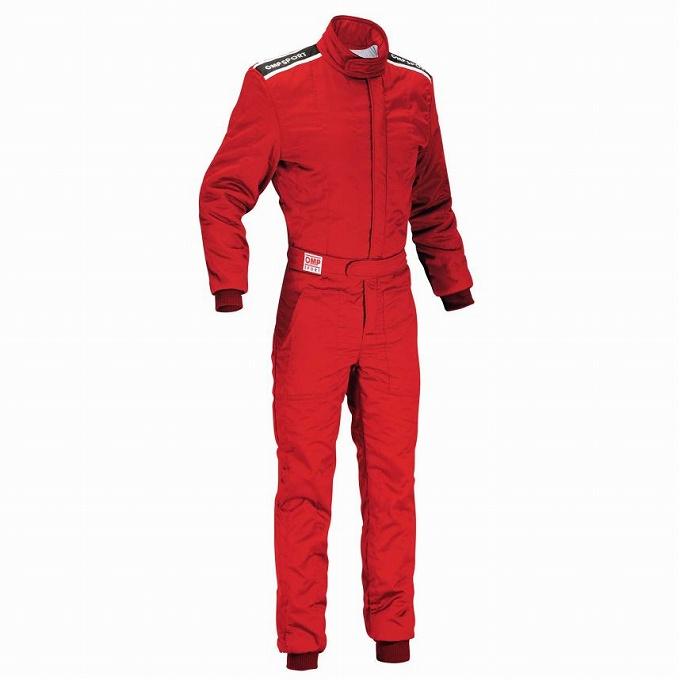 【OMP】スポーツ レース スーツ レーシング sport レッド 赤