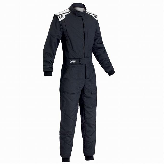 【OMP】ファースト S レース スーツ レーシング first black 黒