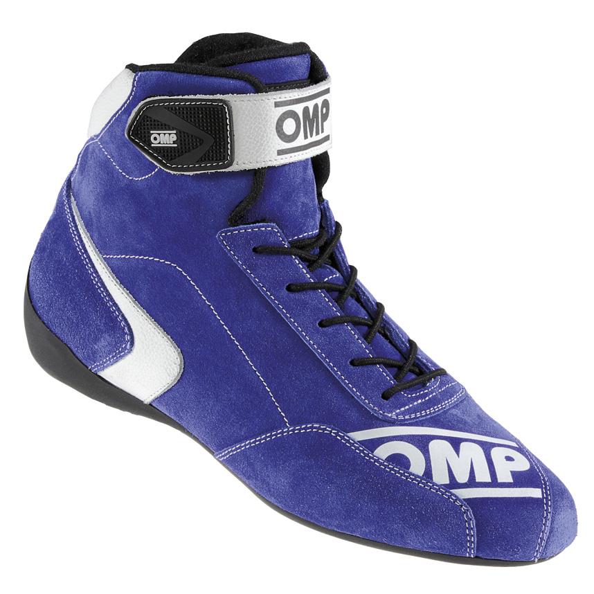 【OMP】FIRST Sレースブーツ ファースト ブラック レッド ブルー 黒 赤 青 ファースト エス