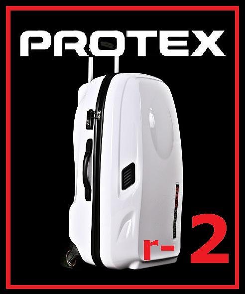 <title>プロレーサー仕様トラベルキャリーバッグ レーシングアールツー 超目玉 PROTEX Racing r-2 エアーホワイト HANS対応仕様 容量約78L</title>