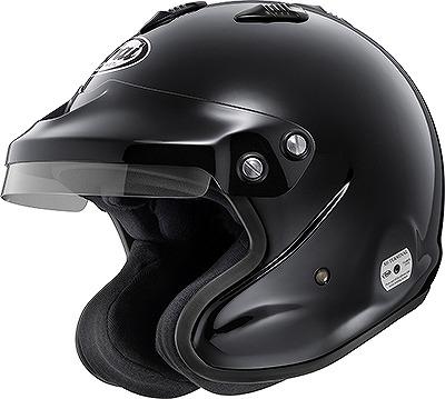 【Arai】GP-J3XO  XXXLサイズ SA/FIA8859 4輪 ラリー 黒 アライ ヘルメット