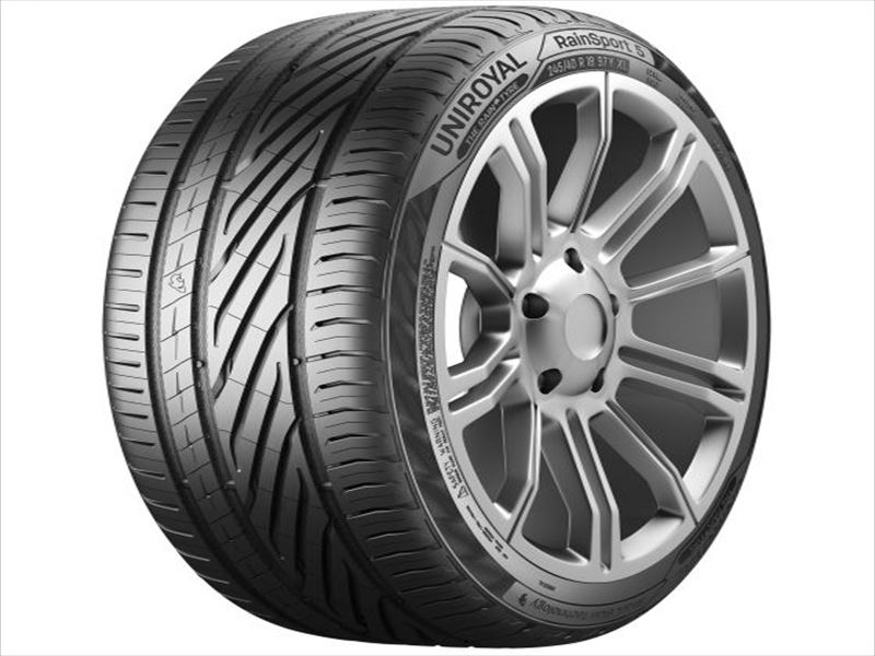 ☆【Uniroyal】RainSport 5タイヤ|Width:195|Tyre Profile:50|Diameter:15 Inch|Rating:82V
