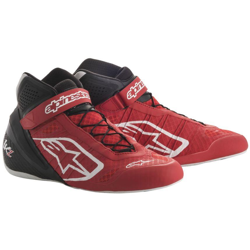 ☆【Alpinestars】Tech 1-KZ Kart Boots レッド/ブラック