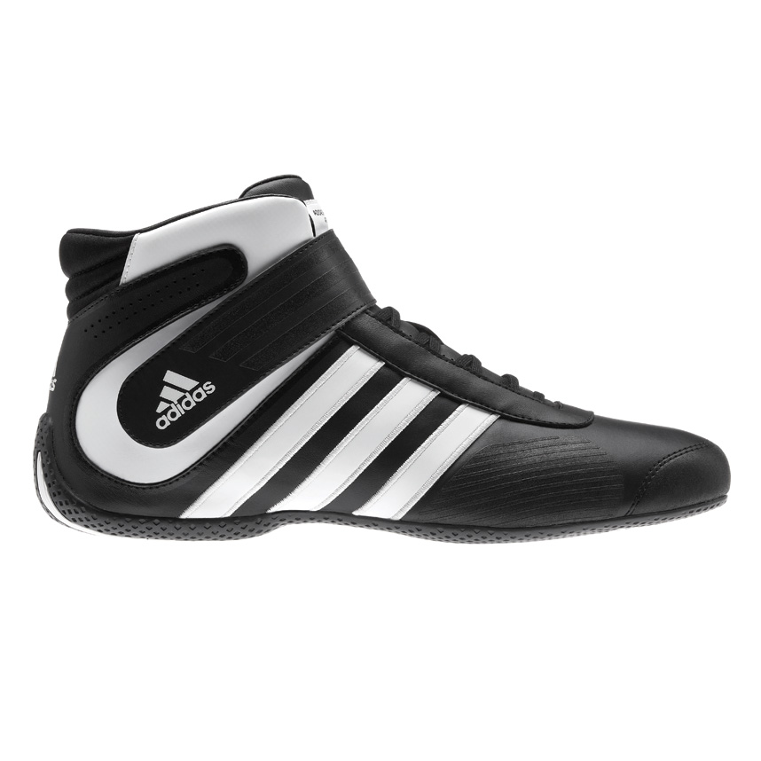 ☆【Adidas】カートXLTブーツ 黒、白 UK 5.5 / Eur 39