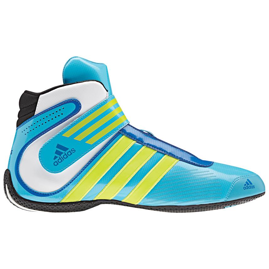 ☆【Adidas】カートXLTブーツ シアン/フルオイエロー/ホワイト UK 7.5 / Eur 41.5