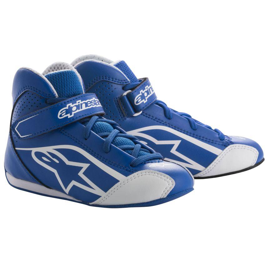 ☆【Alpinestars】Tech 1-KSキッズカートブーツ ブルー/ホワイト UK 11.5 / Eur 30