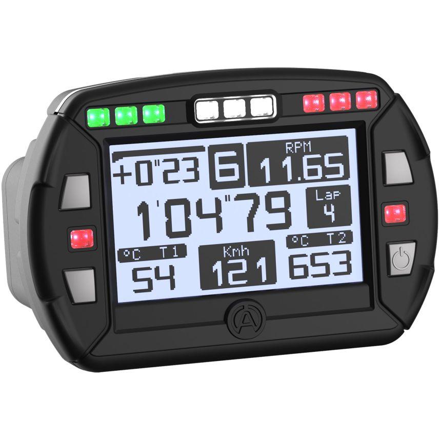 ☆【Alfano】Pro III Evoラップタイマー(GPSとBluetooth搭載) ALFANO PRO III EVO LAP TIMER WITH GPS & BLUETOOTH