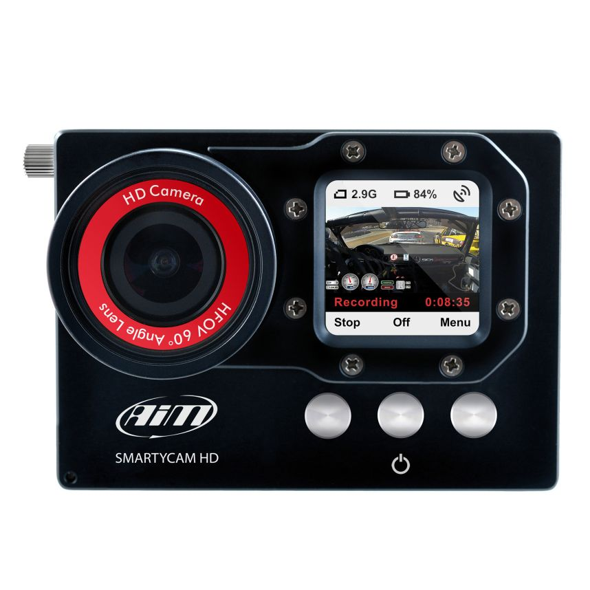 ☆【AIM Motorsport】SmartyCam HD 67度
