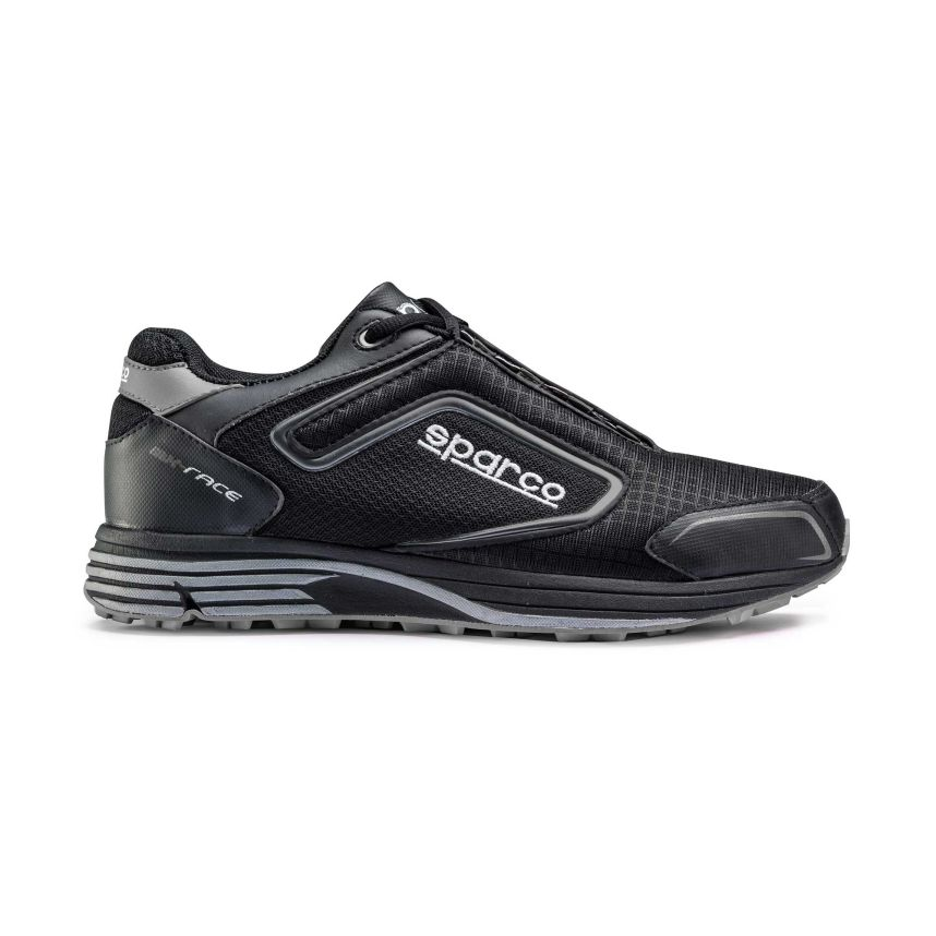 ☆【Sparco】MX-Race Mechanics Shoe ブラック UK 9 / Eur 43
