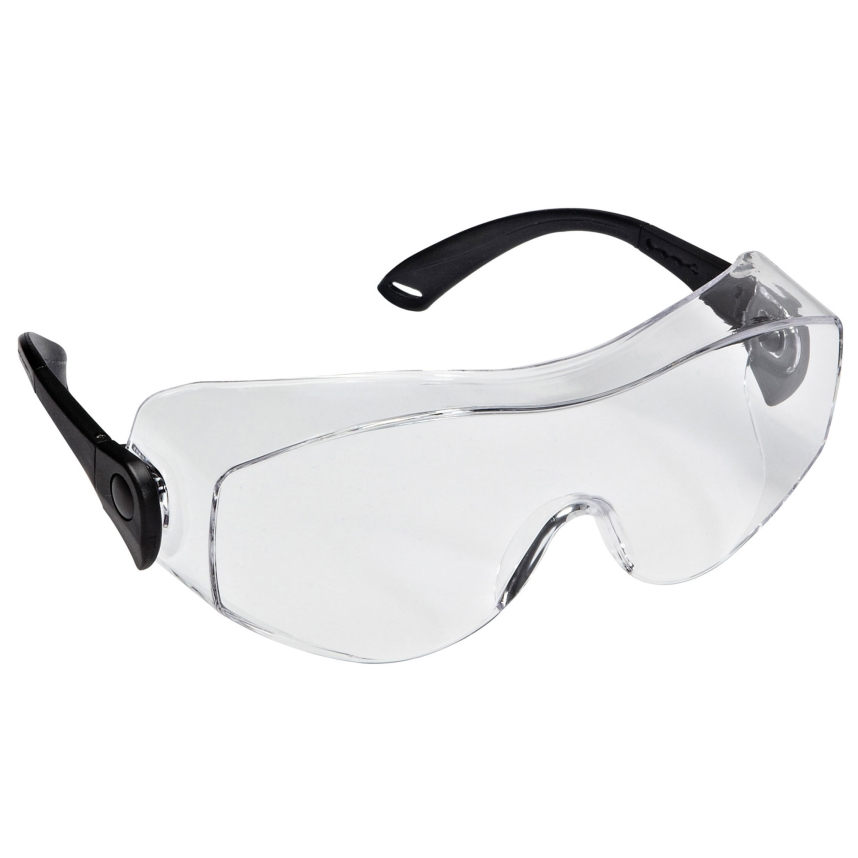 ☆【Dickies】Coverspec安全メガネ - 10クリアボックス DICKIES COVERSPEC SAFETY GLASSES - BOX OF 10 Clear