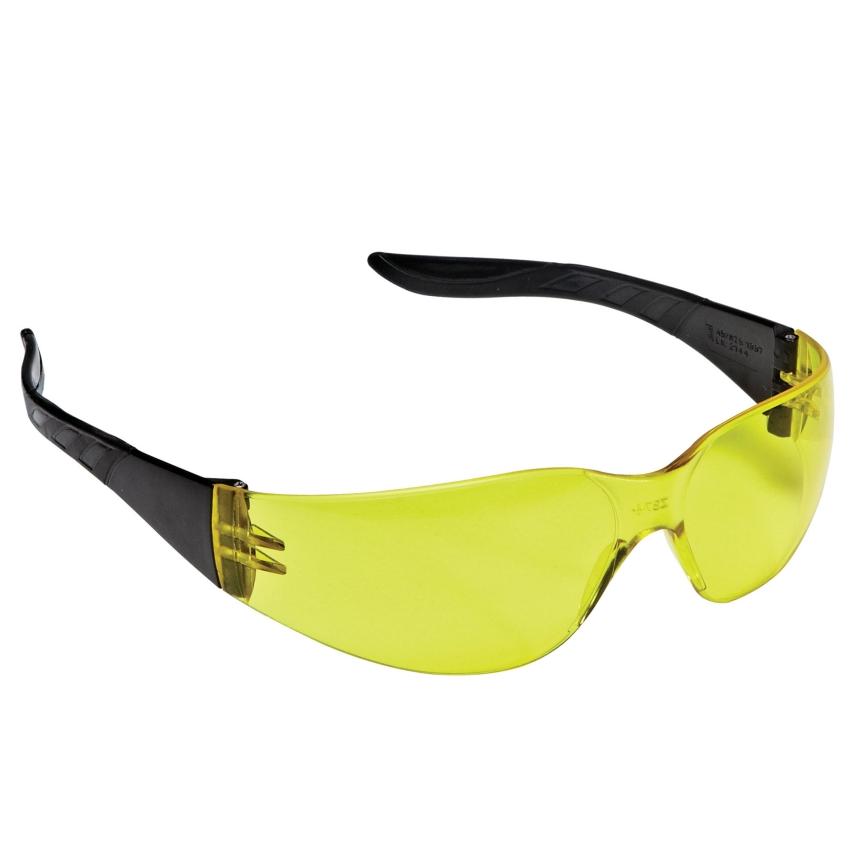 ☆【Dickies】酸素仕様安全メガネ - 10箱 アンバー