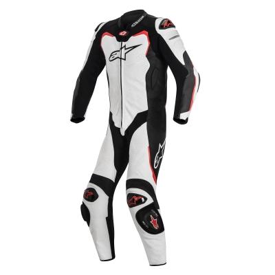 最新のデザイン ☆【Alpinestars White】Alpinestars Air GP Pro 1 Piece 50 Leather Motorcycle Suit - Tech Air Bag Compatible White/ Black/ Red | UK 50/ Eur 60, RANDA:e1e66b52 --- canoncity.azurewebsites.net