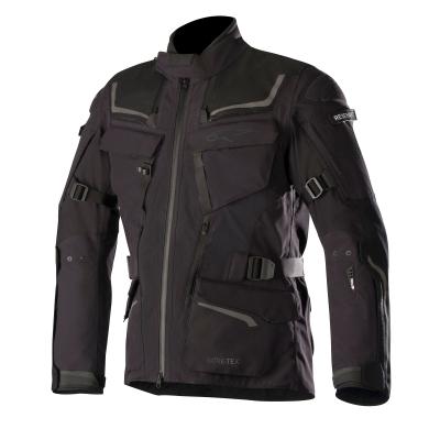 ☆【Alpinestars】Alpinestars Revenant Gore-Tex Textile Motorcycle Jacket - Tech Air Compatible Black | M