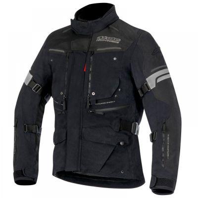 ☆【Alpinestars】Alpinestars Tech-Air Valparaiso Textile Drystar Motorcycle Jacket 2XL