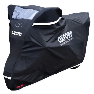 ☆【Oxford】Oxford Stormtex Motorcycle Cover S