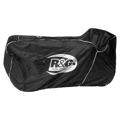 ☆【R&G Racing】R&G Racing Superbike Outdoor Cover - Black