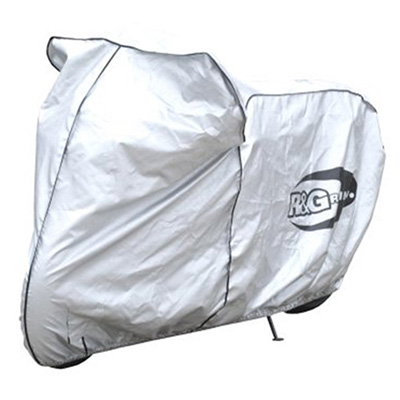☆【R&G Racing】R&G Racing Superbike Outdoor Cover - Silver