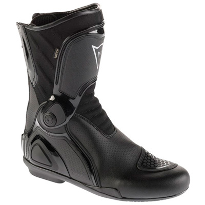 ☆【Dainese】ダイネーゼ R Trq-Tour Gore-Tex Motorcycle Boots UK 12 / Eur 47 ブラック 黒
