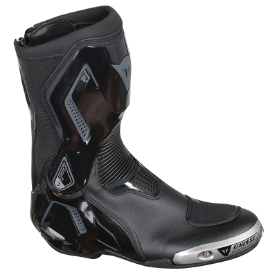 ☆【Dainese】ダイネーゼ レース用ブーツ ライディングシューズ トルクアウト Torque Out D1 Motorcycle Boots Black / Anthracite | UK 12 / Eur 47