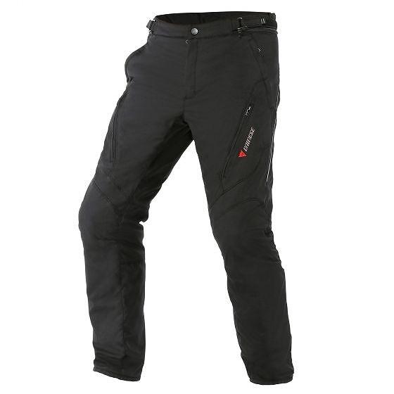 ☆【Dainese】嵐 D-Dryバイクパンツ Black|UK 40/Eur 60