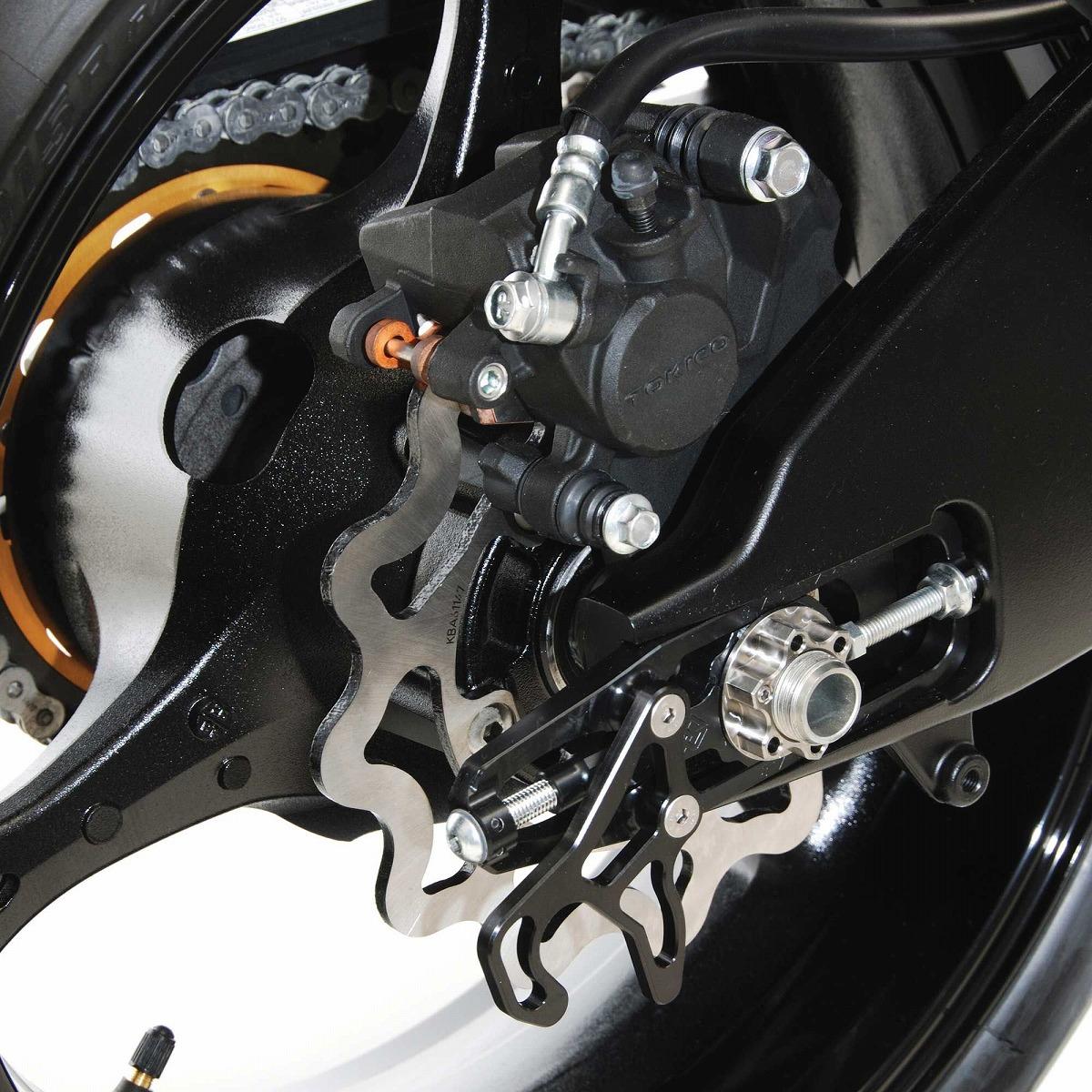 ☆【Galfer】オートバイウェーブブレーキディスク -DF463W