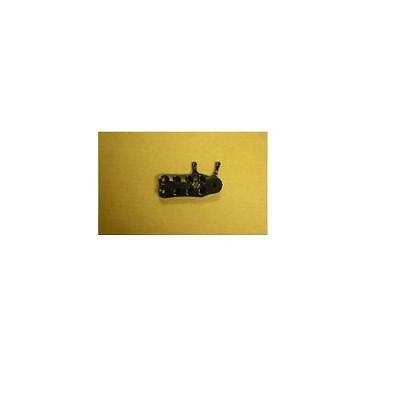 ☆【Gilles】ユニバーサルアジャスタブルプレート - ライト - ブラック