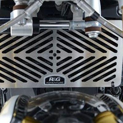 ☆【R&G】レーシングラジエータガード - ステンレススチール-rgpsrg0032ss
