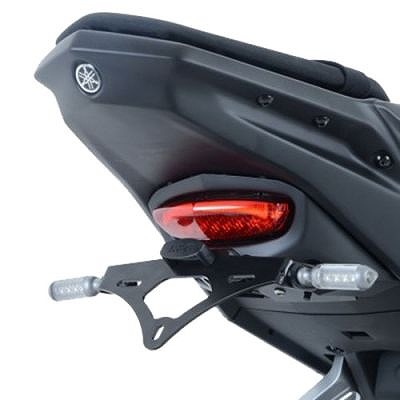 ☆【R&G】オートバイテールティディー/ライセンスプレートホルダー-LP0167BK
