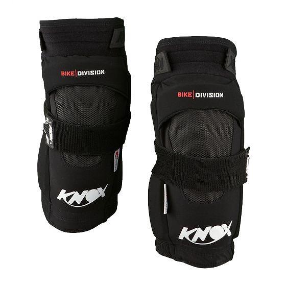☆【Knox】ディフェンダーオートバイショートニープロテクター Small