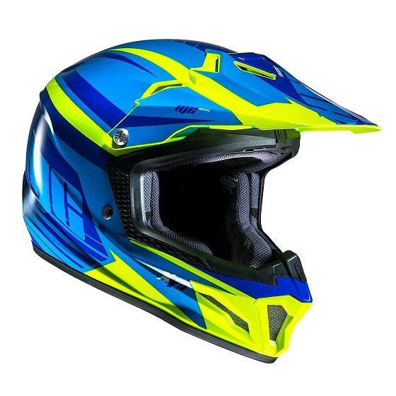 ☆【HJC】CL-XY IIグラフィックモトクロスヘルメット