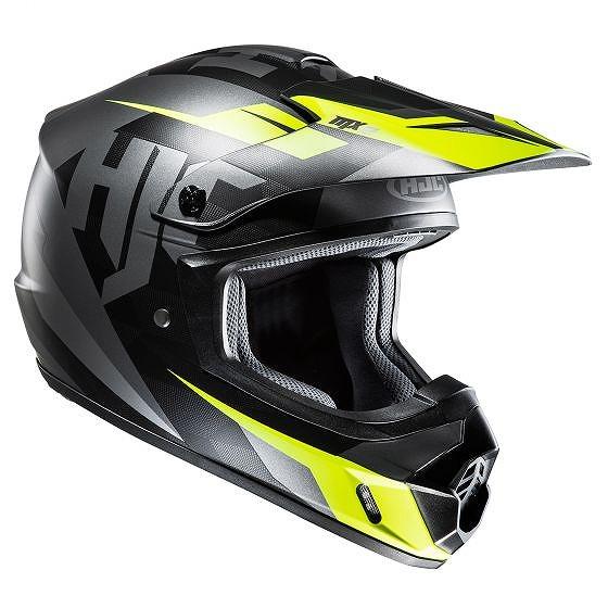 ☆【HJC】CS-MX IIグラフィックモトクロスヘルメット