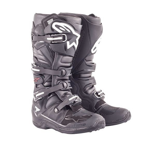☆【Alpinestars】Tech 7 Motocross Boot in Black