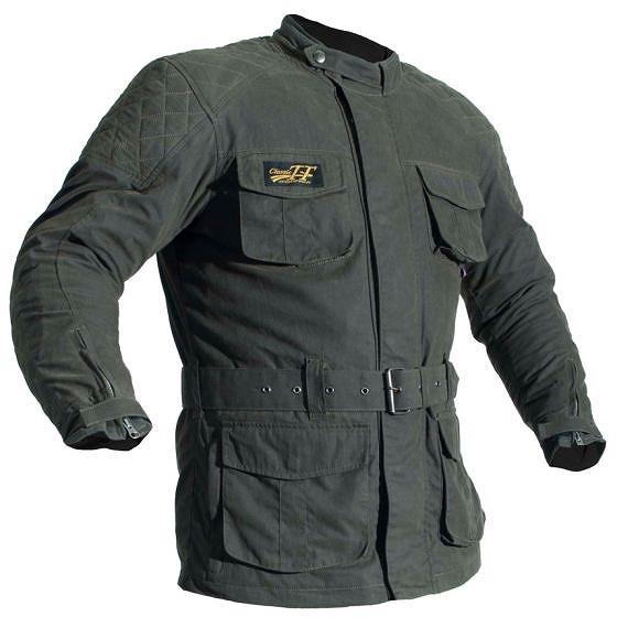 ☆【RST】古典的なTTワックス3/4 III CE女性テキスタイルジャケット