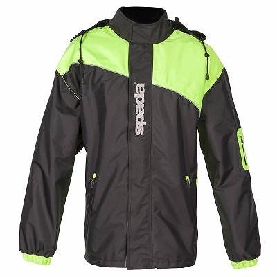 ☆【Spada】アクアブライトキルト並んでリップストップテキスタイルオートバイのジャケット