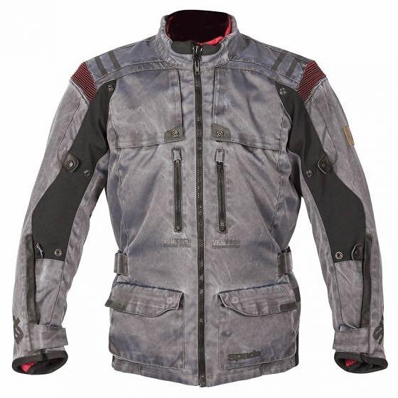 ☆【Spada】Stelvio Textile Motorcycle Jacket