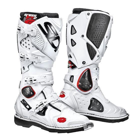 ☆【Sidi】クロスファイア2ブーツ - ホワイト White | UK 9 / Eur 43