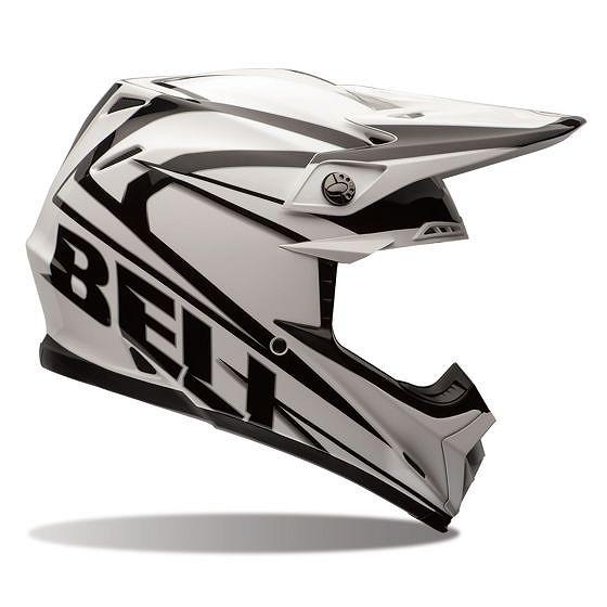 ☆【Bell】Moto-9モトクロスヘルメット - トラッカーブラック S