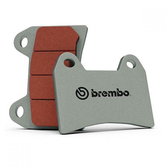 ☆【Brembo】オートバイSC焼結トラック&ロードブレーキパッド07YA46SC