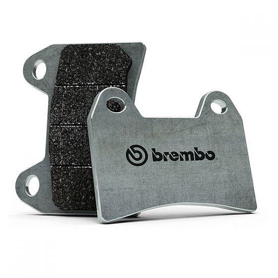 ☆【Brembo】オートバイRCカーボンセラミックレースブレーキパッド-07BB37RC