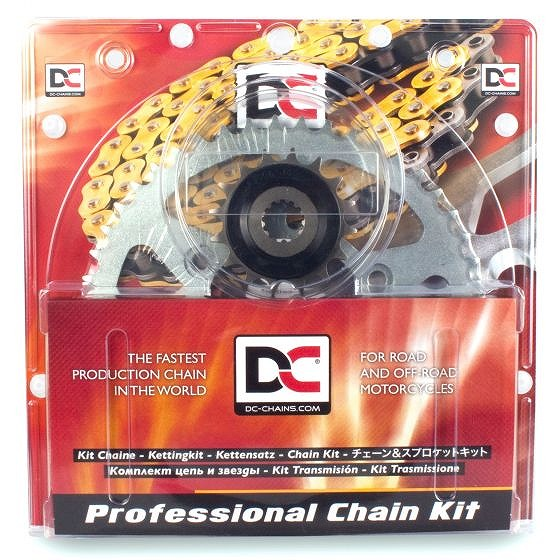 格安 価格でご提供いたします チェインアンドスプロケットキット-DC K3566B ☆ DC 現金特価